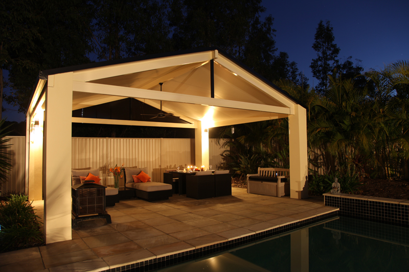 solarspan® patios and pergolas ? design ideas, builders and ... - Gable Patio Designs